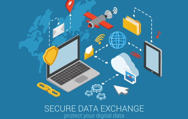 secure-data-exchange