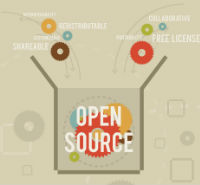 Open Source Hosting Icon