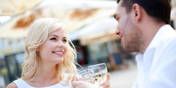 Keeping eye contact is good second date advice