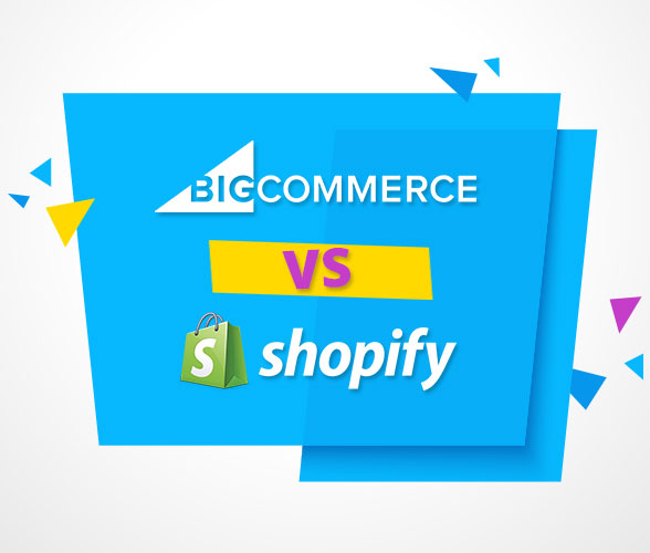 BigCommerce vs. Shopify battle