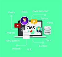 CMS Web Builder Icon