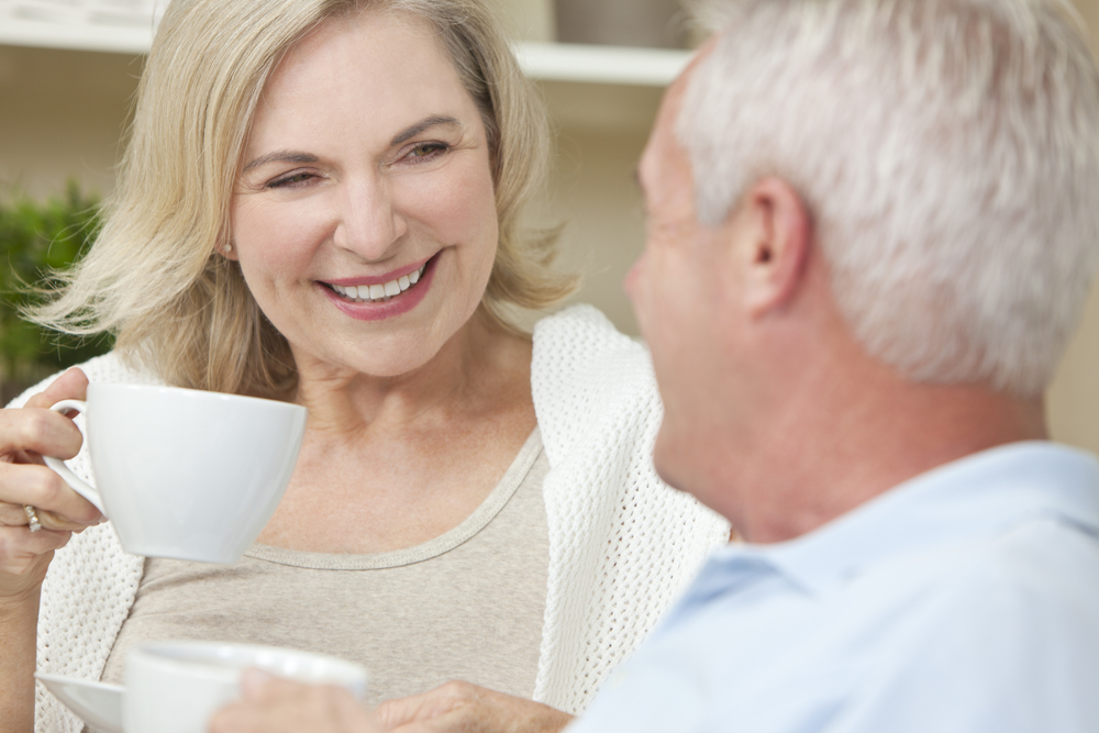 How to successfully date in your 60s