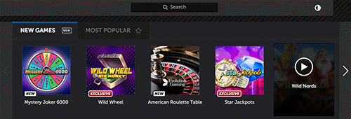 Betsafe has a wide range of games, including more than 800 video slots