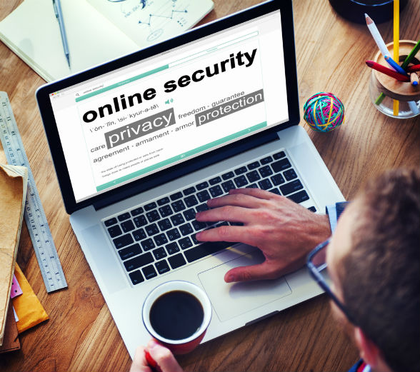 Take these steps for your online security