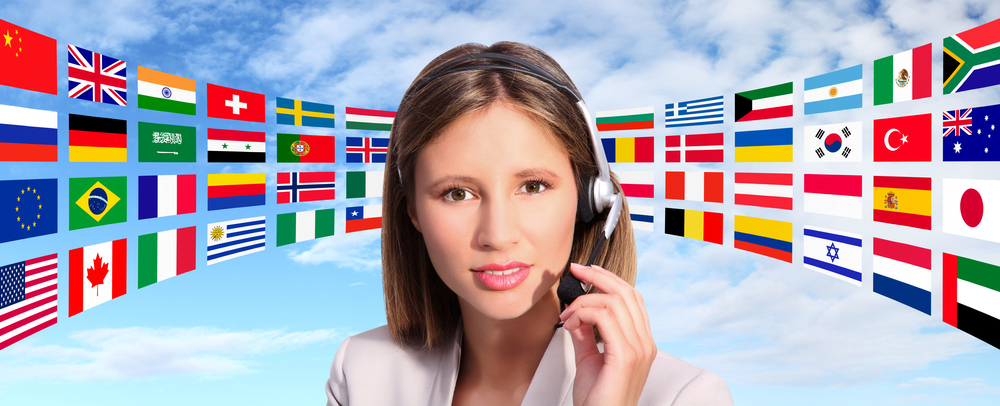 Make international business calls without worrying about long distance costs and roaming fees