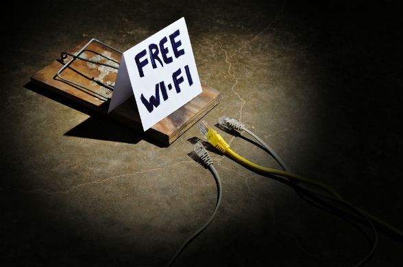 A VPN can protect you while browsing free Wi-Fi