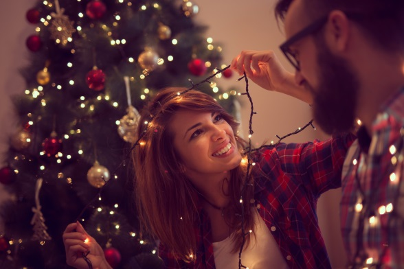 Christmas Dating and Falling in Love
