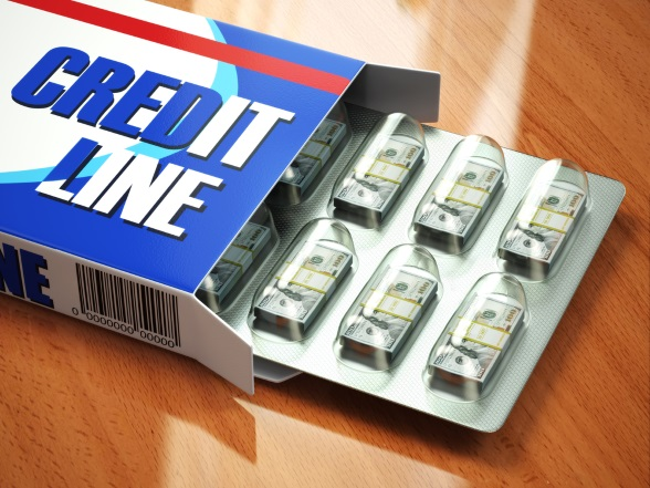 Increase Your Line of Credit