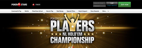 Don't miss the offerings at PokerStars