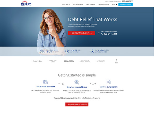 An Excellent Debt Relief Solution