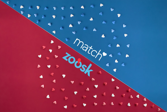 Zoosk and Match.com go head to head