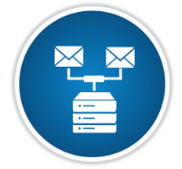 Email link database icon
