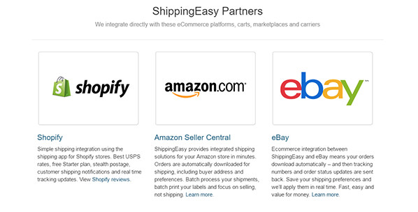 Explore ShippingEasy Add-Ons and Integrations