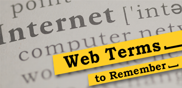 Web Terms to Remember