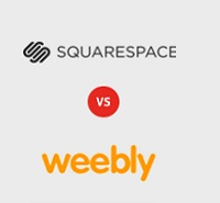 Squarespace vs Weebly