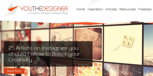 Web design blogs – You the Designer