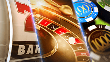 Different casinos offer different casino games