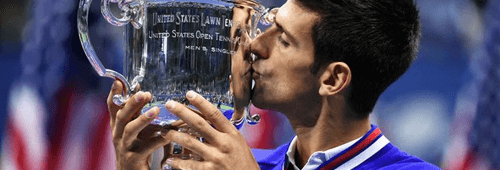 Novak Djokovic - One of the best tennis players