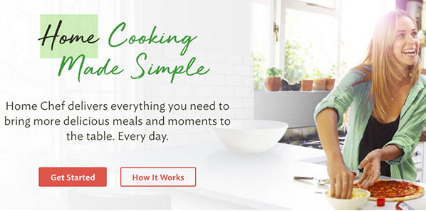 home cooking made simple with homechef