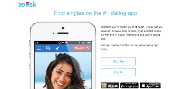 Hot dating app