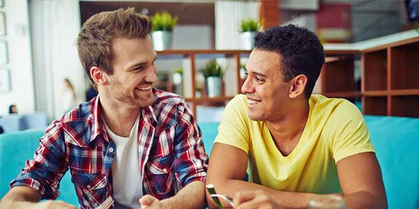 Best dating tips for gay men – good ice breakers