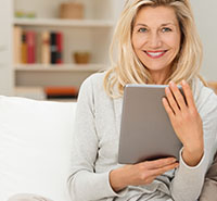 Safe online dating for seniors