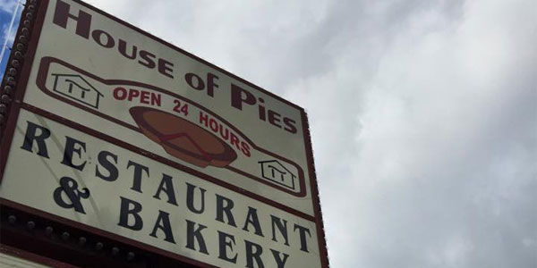 Dates in Houston can end at House of Pies