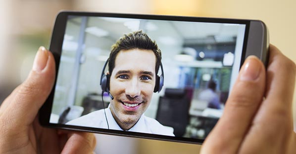 look professional with business voip