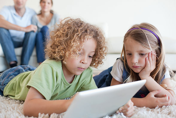 Keep your kids safe online with parental controls