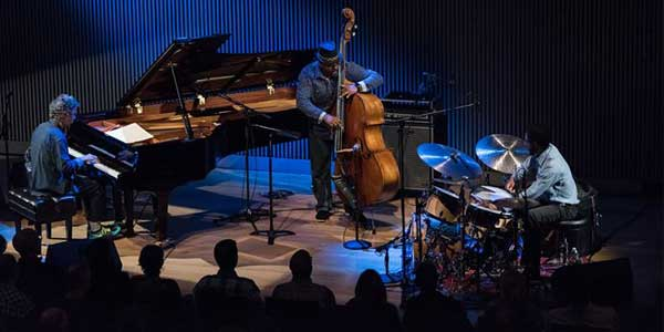 Hot jazz for a cool San Francisco date at SFJazz