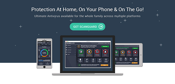 Use Scanguard for all-around protection