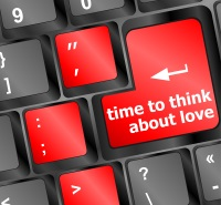 Busiest time for online dating?