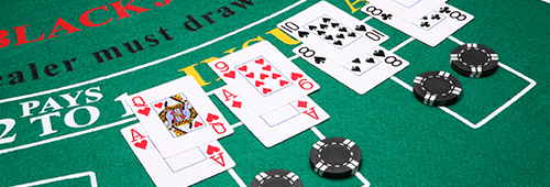 Blackjack terms explained
