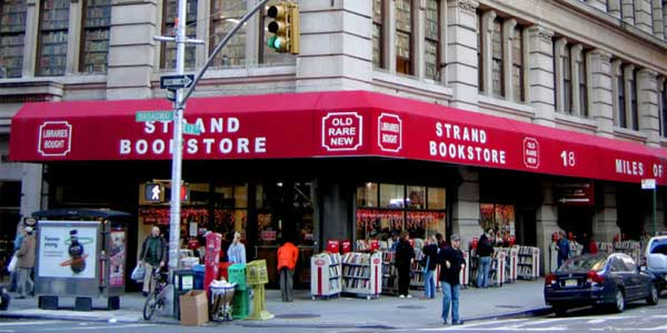 Mature singles in New York at The Strand