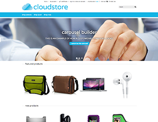 Bigcommerce Template 7