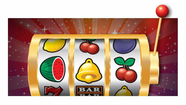 Try both progressive and local jackpot slots