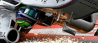 The Worst F1 Crashes