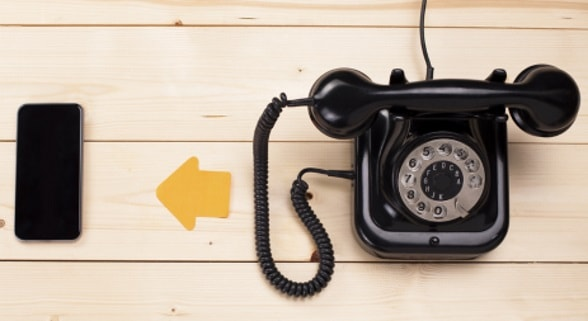 are non-voip phones extinct