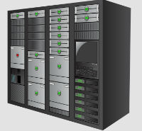 Unlimited Dedicated Server Icon