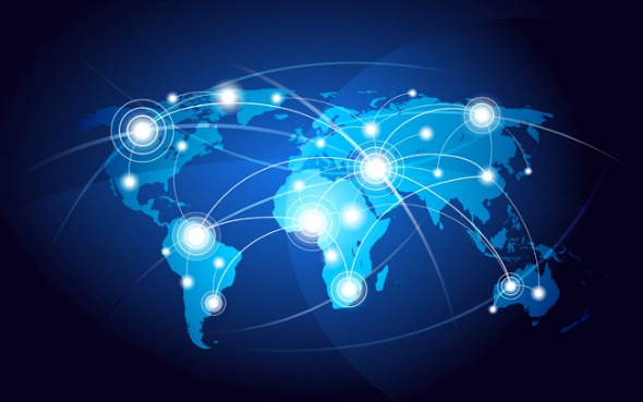 International web hosting allows you to cross borders with ease and attract a global audience