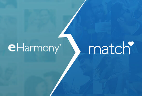 eharmony vs. match.com: Who will be your winner?