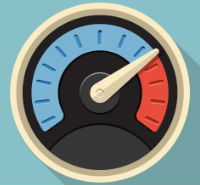 Web Speedometer Icon Thumbnail