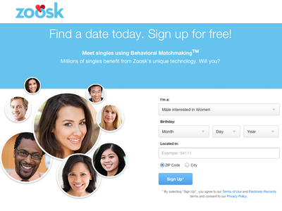 is zoosk messenger free to use