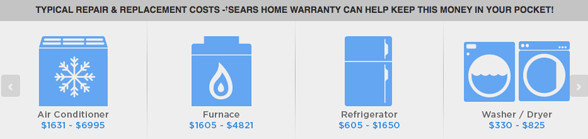 Sears Home Warranty - Keep money in your pocket