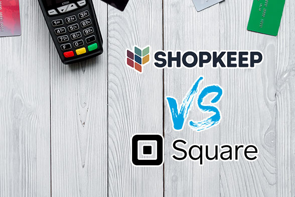 ShopKeep vs Square POS Battle