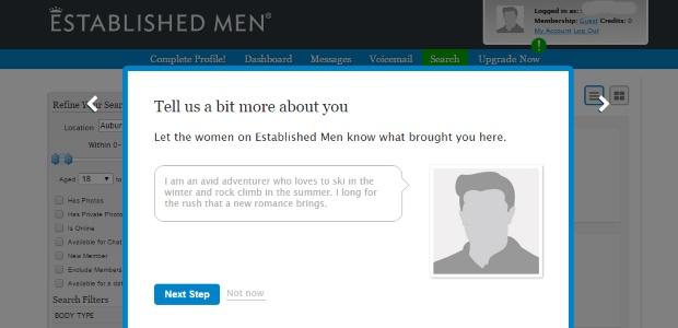 establishedmen com sign up