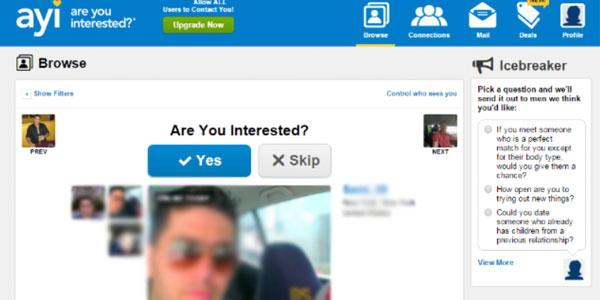 dating website Ayi
