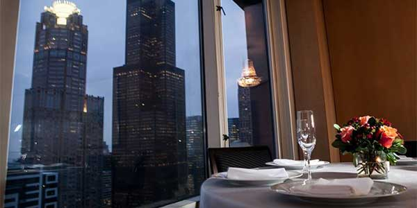 Illinois dating: Everest Restaurant