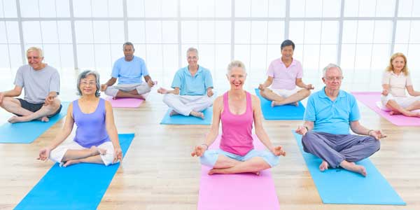 Best place to meet women in Dallas – Yoga