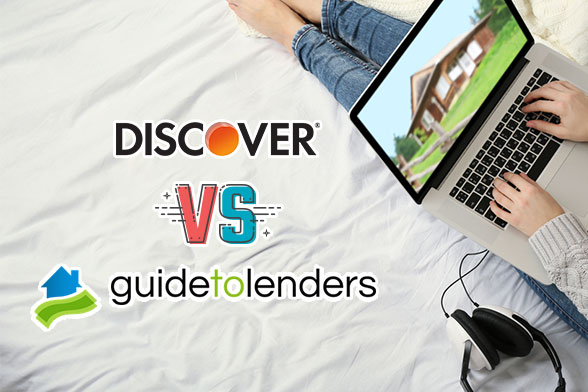 Discover vs Guide to Lenders